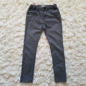Zara slim fit gray pants